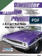 Legendary Auto Interiors Catalog