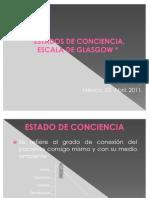 ESTADOS DE CONCIENCIA.