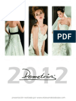 Vestidos de novia 2012 Demetrios