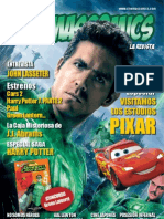 Revista Julio Cinemascomics