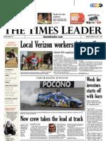 Times Leader 08-08-2011