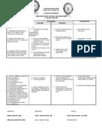 Clinical Teaching Plan Or