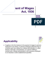 3044640 Payment of Wages Act 1936