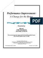 Perf Imp Change for Better 20050629