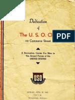 Maxwell Field USO Club (1942)