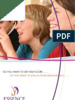 Essence Brochure