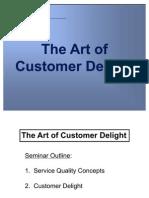 Customer Delight - Upload