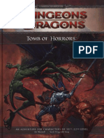D&D 4e - Tomb of Horrors