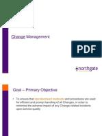 Change Mgt-ITIL v3 Presentation