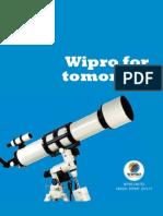 Wipro Annual Report 2010-11 Final