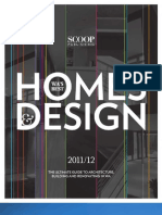 WA's Best Homes Design 2011 & 2012
