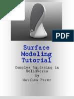Complex Surfacing-Speaker Edit