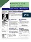 Professor Weissman's Algebra Classroom 03 Multiplication Whole Factors