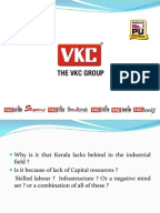 Essays organisational study of vkc footwear