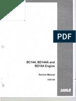 29072992 BC144 BD144A BD154 Engine Service Manual