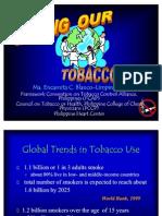 Dr. Limpin- Epidemiology of Smoking