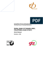 Rural Bank Case Study