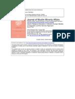 Islamic Religious Education in Western Europe
