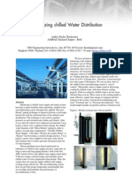 Journal 2007-2008 40 Stabilizing Chilled Water Distribution