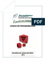 curso Lógica de Programación I