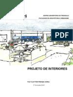 35778304 Apostilla 01 Projeto de Interior