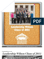 Leadership Wilson 2011