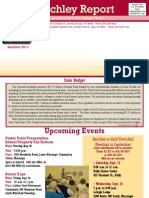 Reichley Report Summer 2011