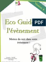 Guide Eco Event