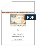 Rapid Learning Guide