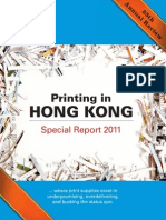 Printing in Hong Kong