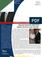 Rep. Gillen Summer 2011 Senior Newsletter