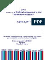 3-8 2011 Ela-math Slides.final
