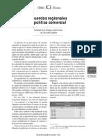 Acuerdos Region Ales y Politica Comercial