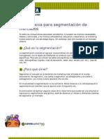 GuiaBasica segmentacion mercados