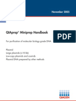 LSM1102_Principle of Plasmid DNA Extraction by QIAprep Miniprep Kits