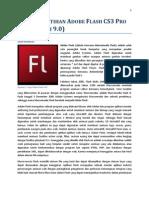 Panduan Latihan Adobe Flash CS3
