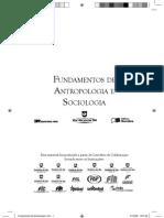 Fundamentos de Antropologia e Sociologia