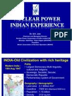 Атомная энергетика — опыт Индии
