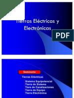 Seminario de Tierras Electric As Coz