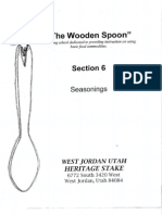Wooden Spoon Spices