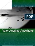 E-Book Valor Anytime-Anywhere E-Consulting Corp. 2010