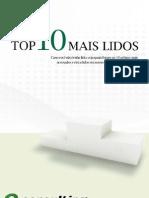 E-Book Top 10 Artigos Mais Lidos Em 2010 E-Consulting Corp. 2011