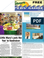 West Shore Shoppers' Guide, August 7, 2011