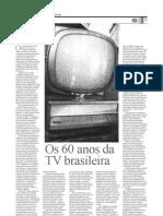 60 Anos Da TV Brasileira