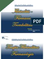 Fibrinolisis y Fármacos Trombolíticos