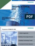 Промышленная и физическая безопасность для потенциально опасных объектов
