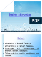 Topology in Networking-final