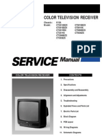 Samsung Ct5038 Service manual k15a