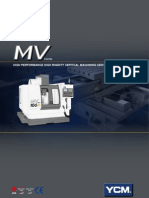 YCM MV Series
