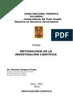 MATERIALl Metodologia Investigacion Cient I